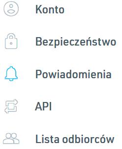 bitbay ustawienia konta