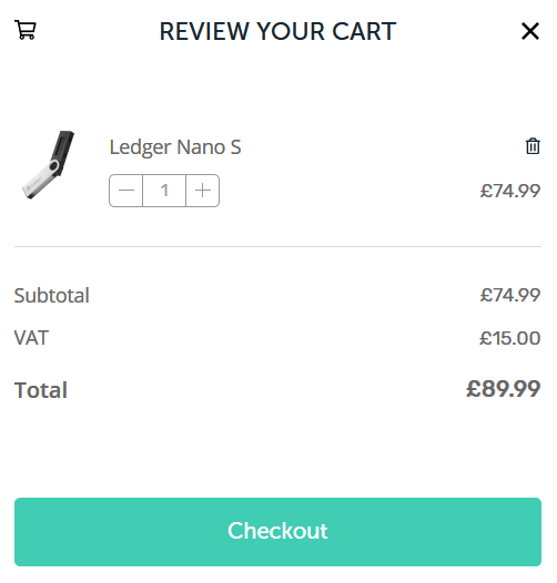 gdzie kupić ledger nano s