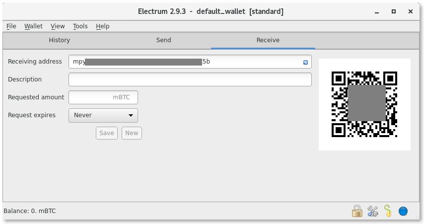 electrum portfel btc